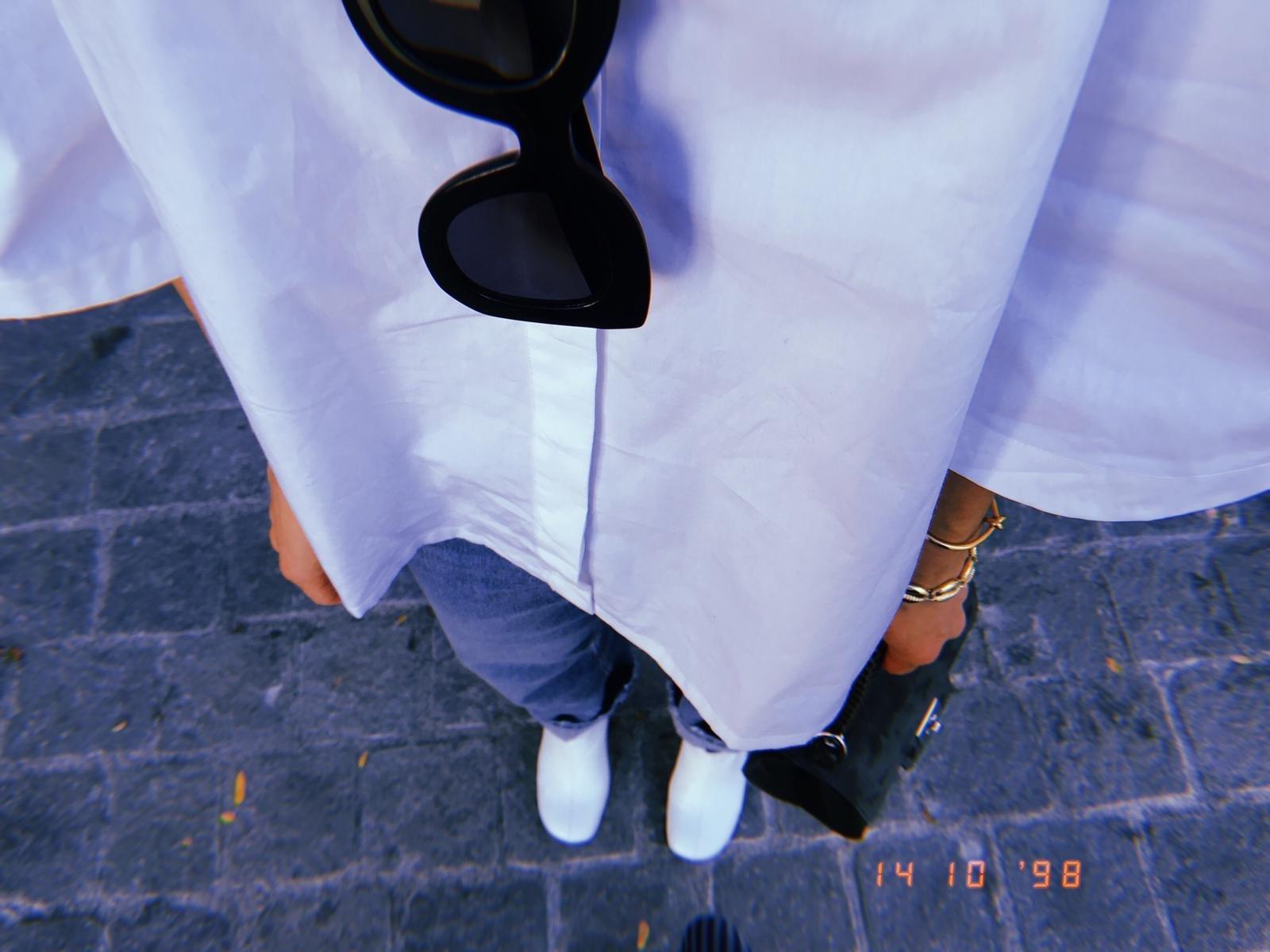 White Céline Shoes