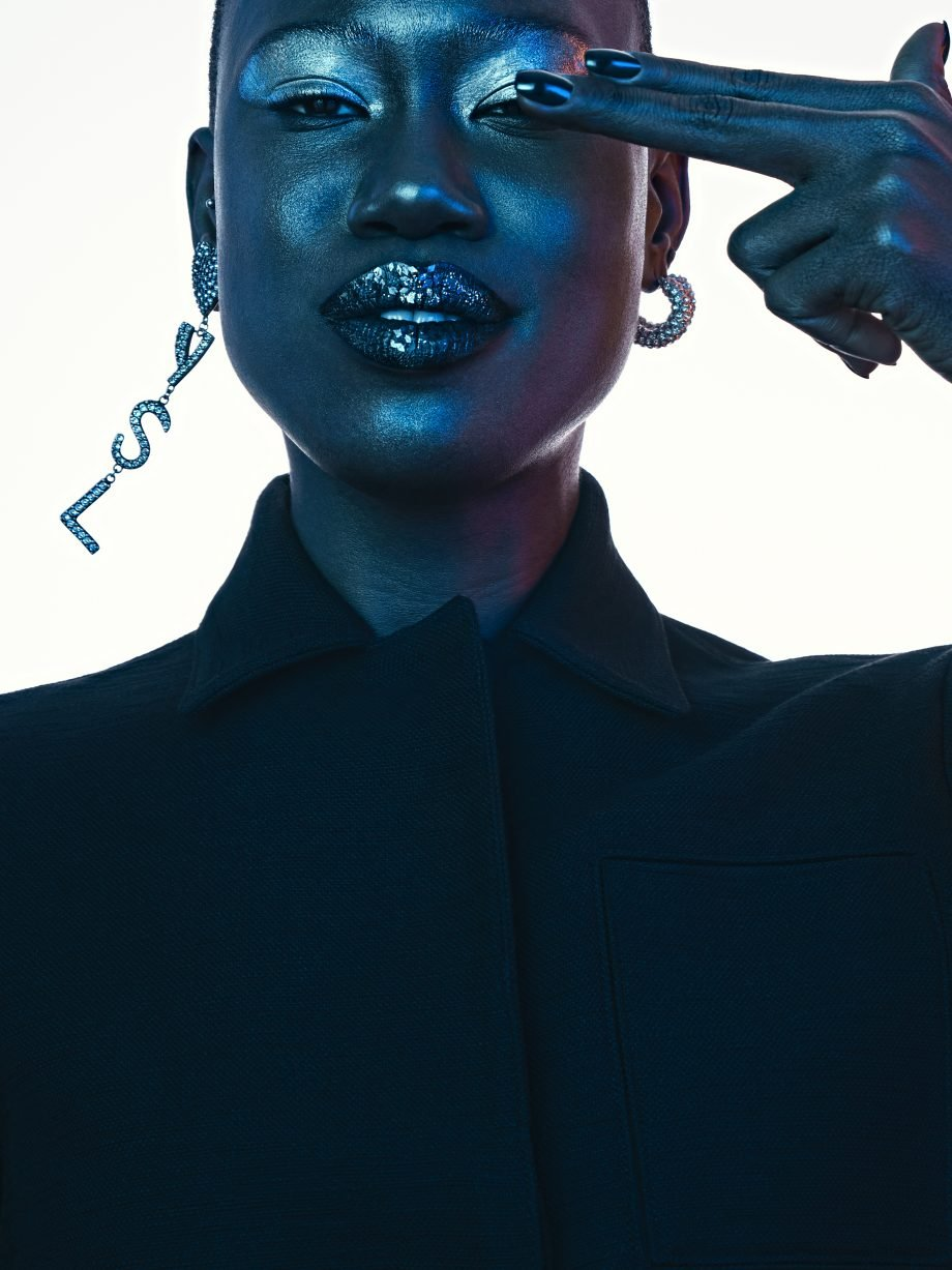 Beauty Editorial for L'Officiel Austria