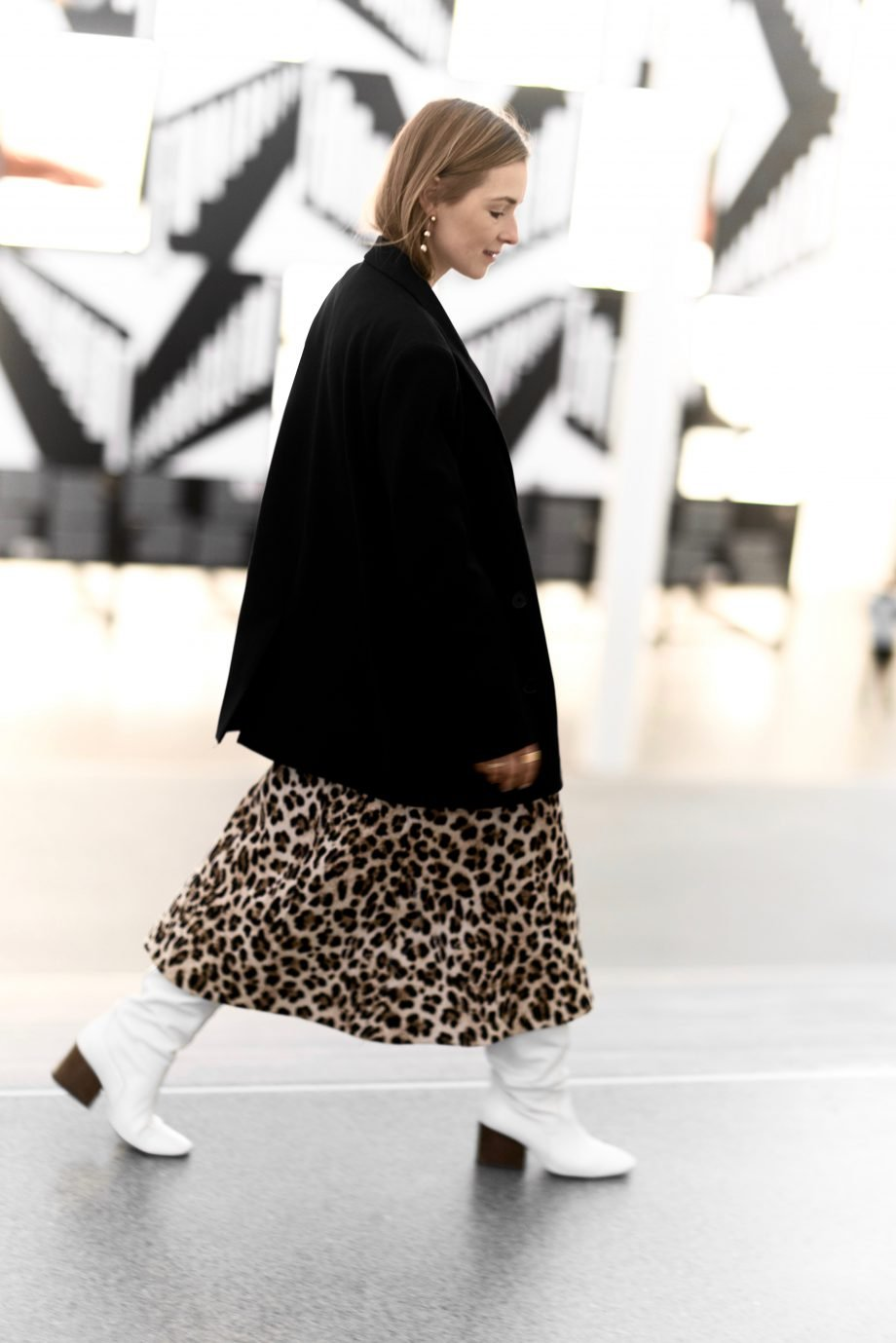 The Animal Print Skirt | 31.01.2019