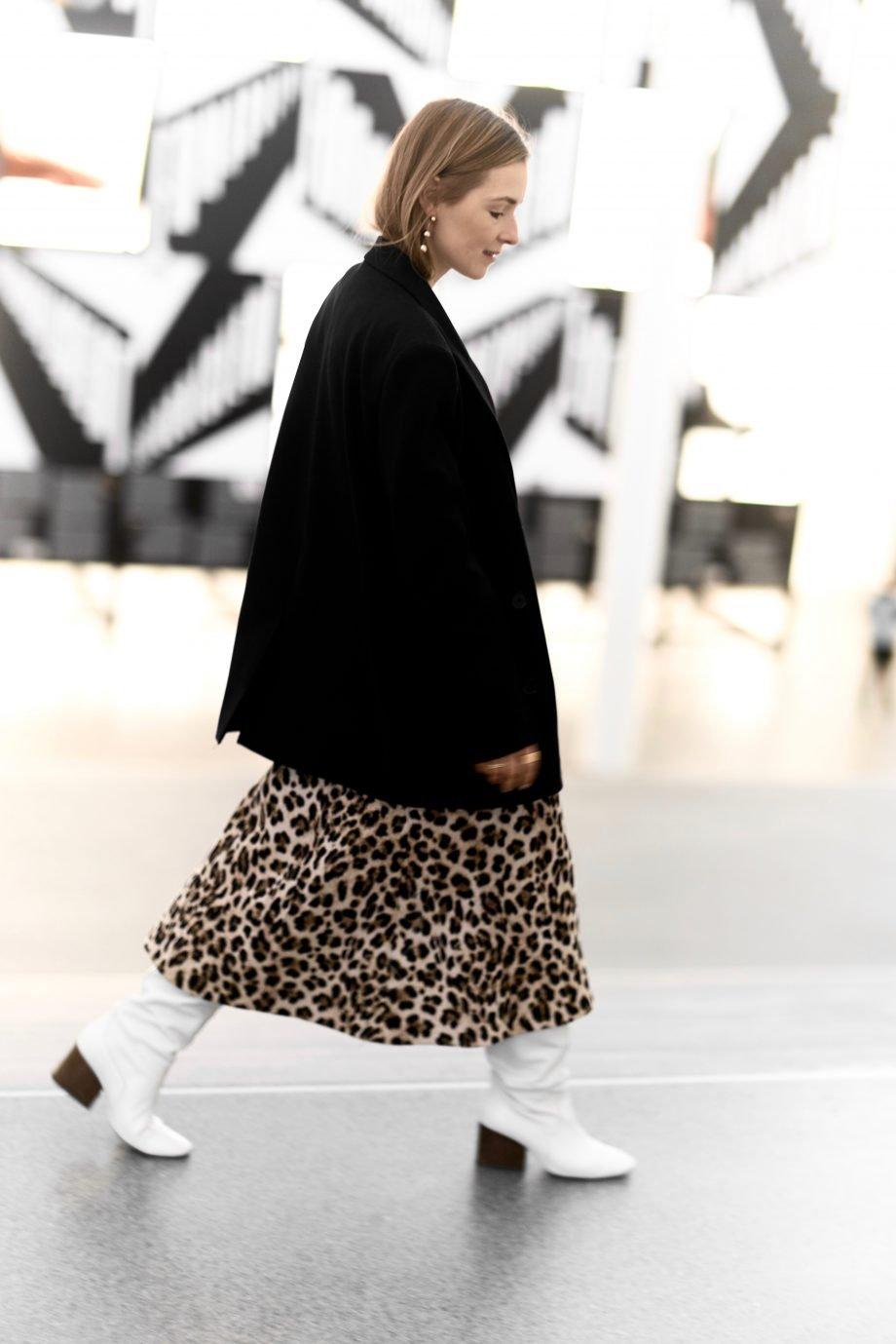 The Animal Print Skirt |31.01.2019