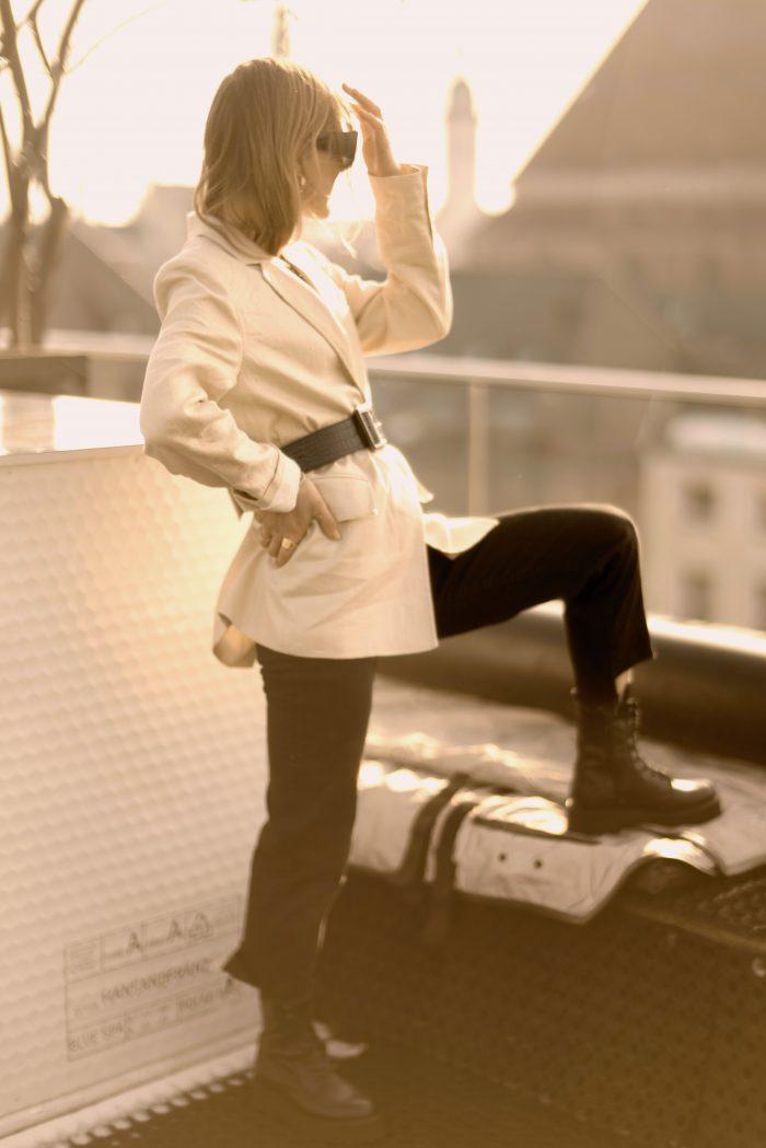 H&M denim jeans