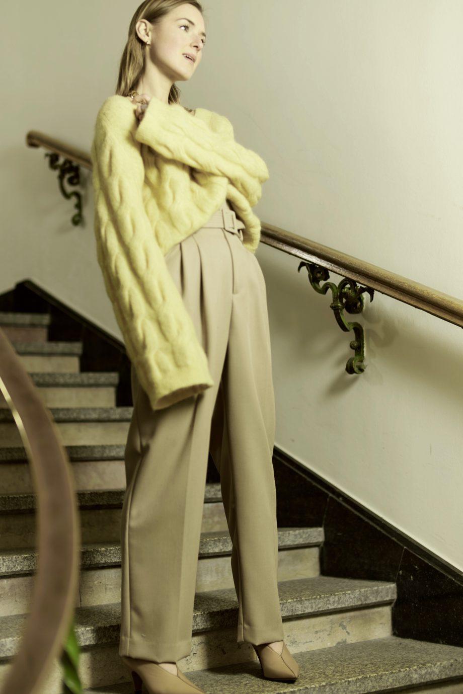 The Yellow Sweater | 13.02.2019