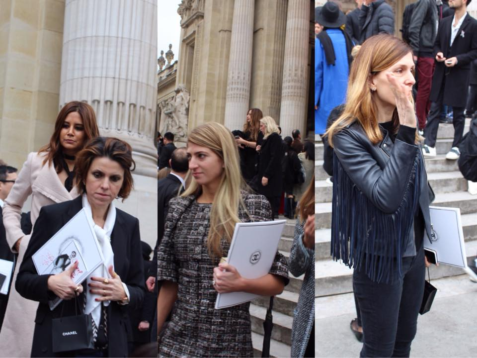 Fashion Week Paris 2015 - Chanel