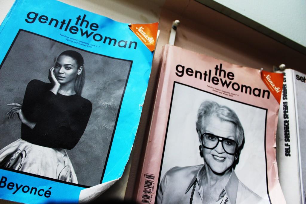The Gentlewoman Beyoncé