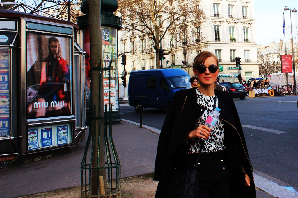 Paris Streetstyle Blogger