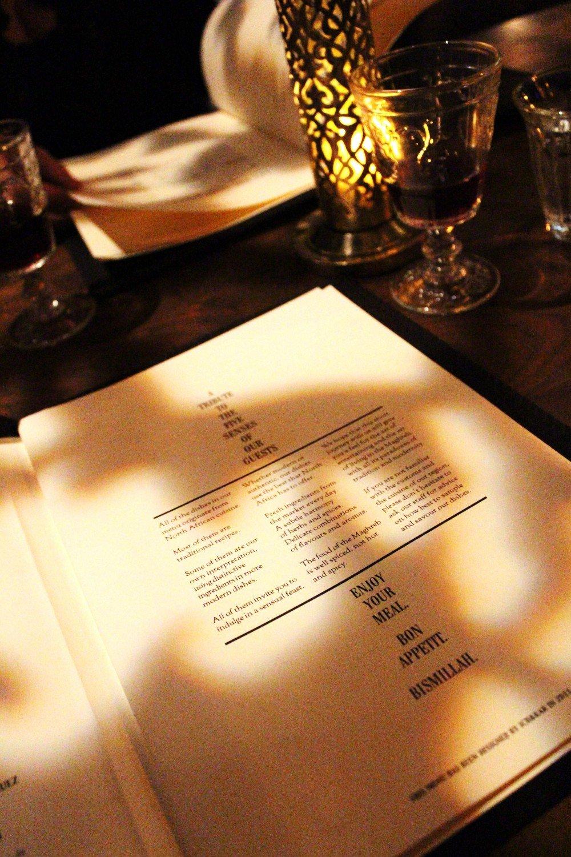 Restaurant Derriere 404 – Paris