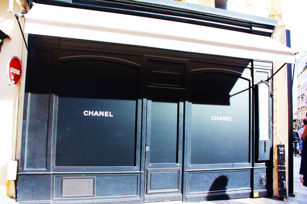 Chanel Boutique Paris Rue Cambon