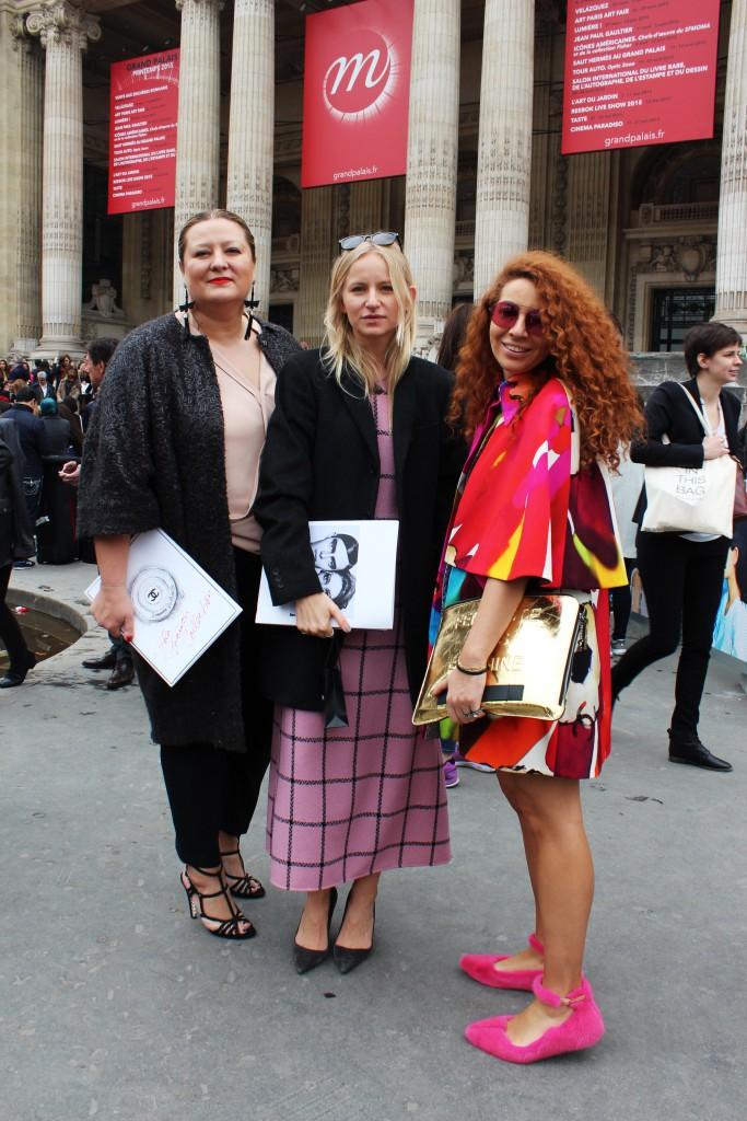 Chanel Streetstyle , Natasha Zinko