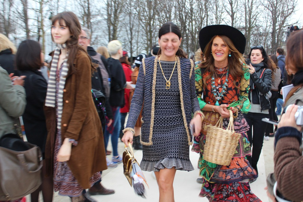 Anna Dello Russo Fashion Week 2015