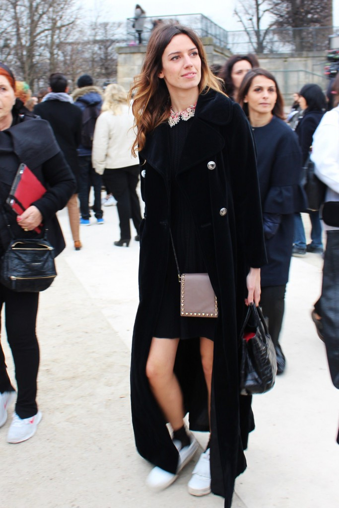 Streetstyle, Paris 2015