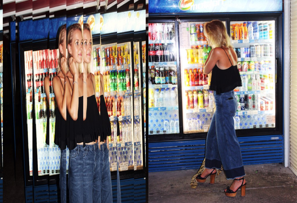 Jeans Culotte H&M Fashion