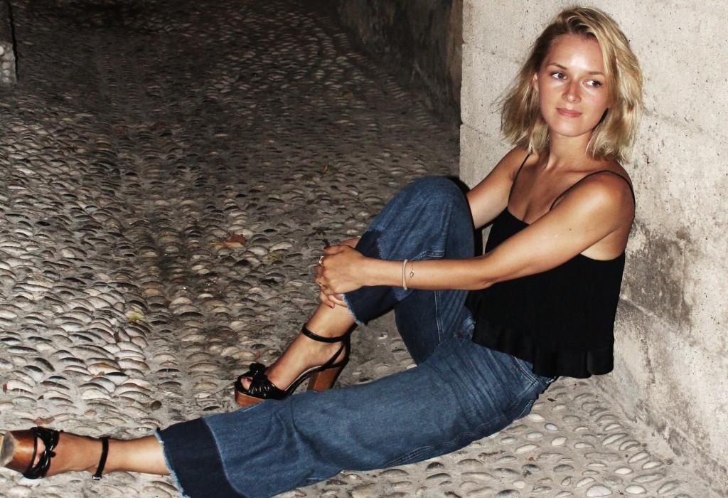 Culotte Jeans H&M