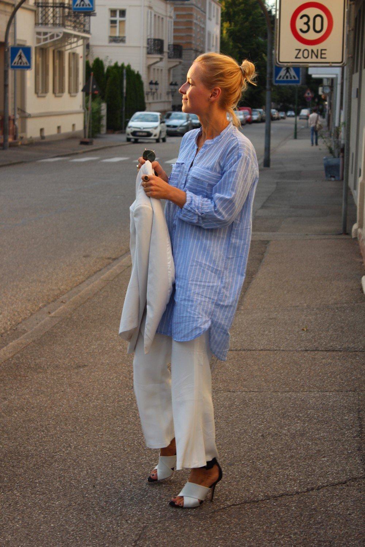 Pyjama Look