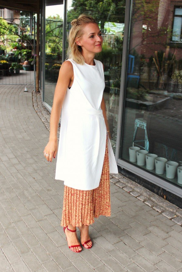 Fashion Skirt Céline