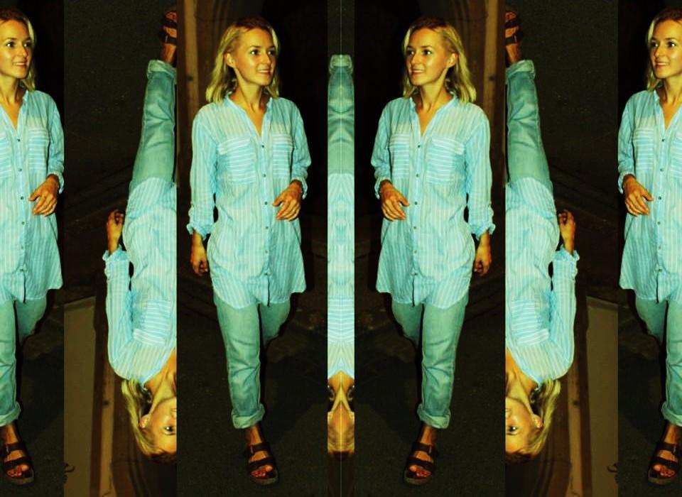 Trend-Look Pyjamahemd