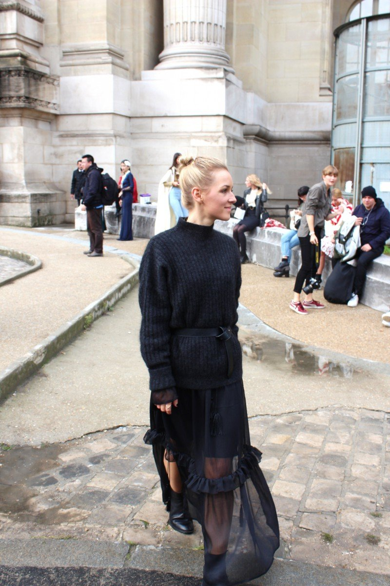 Streetstyle Paris after Chanel