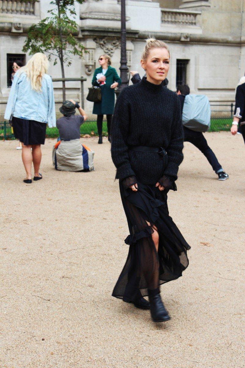 Streetstyle Fashionblogger