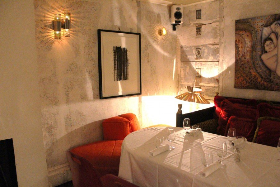 Derriere Paris Restaurant