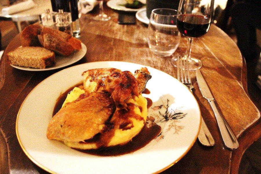 Food derriere paris