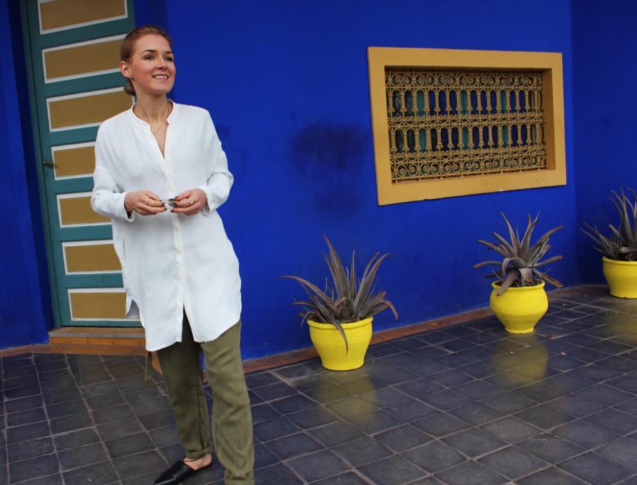 Jardin Majorelle Marocco