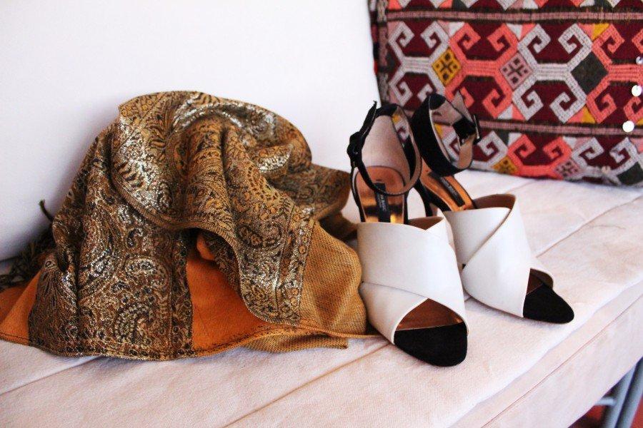 white heels zara