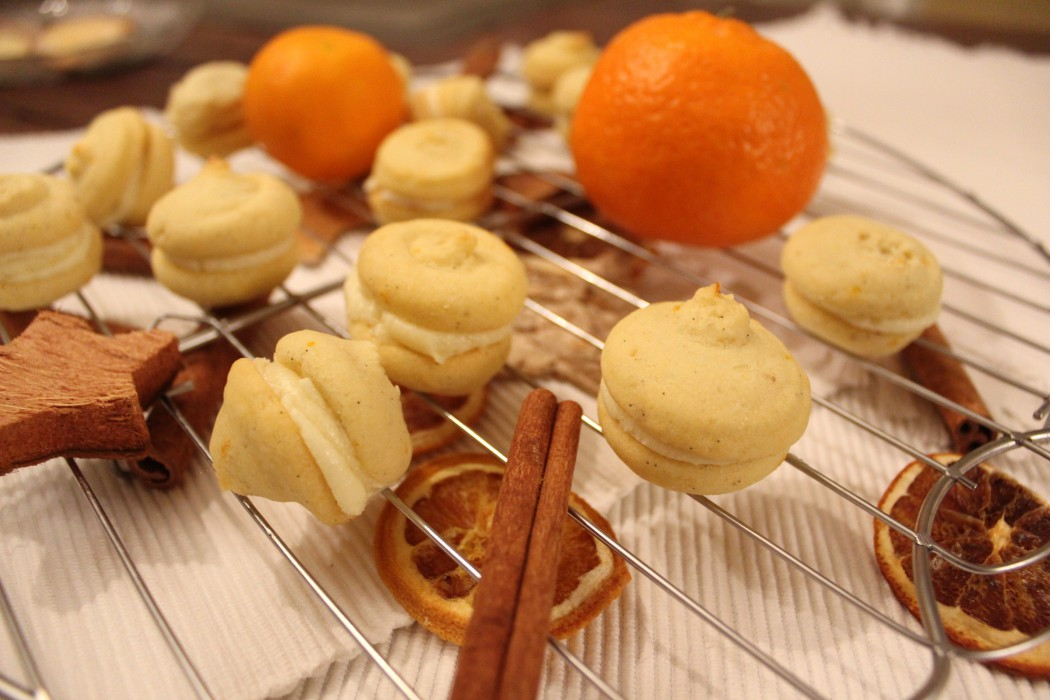 Orangenküsse
