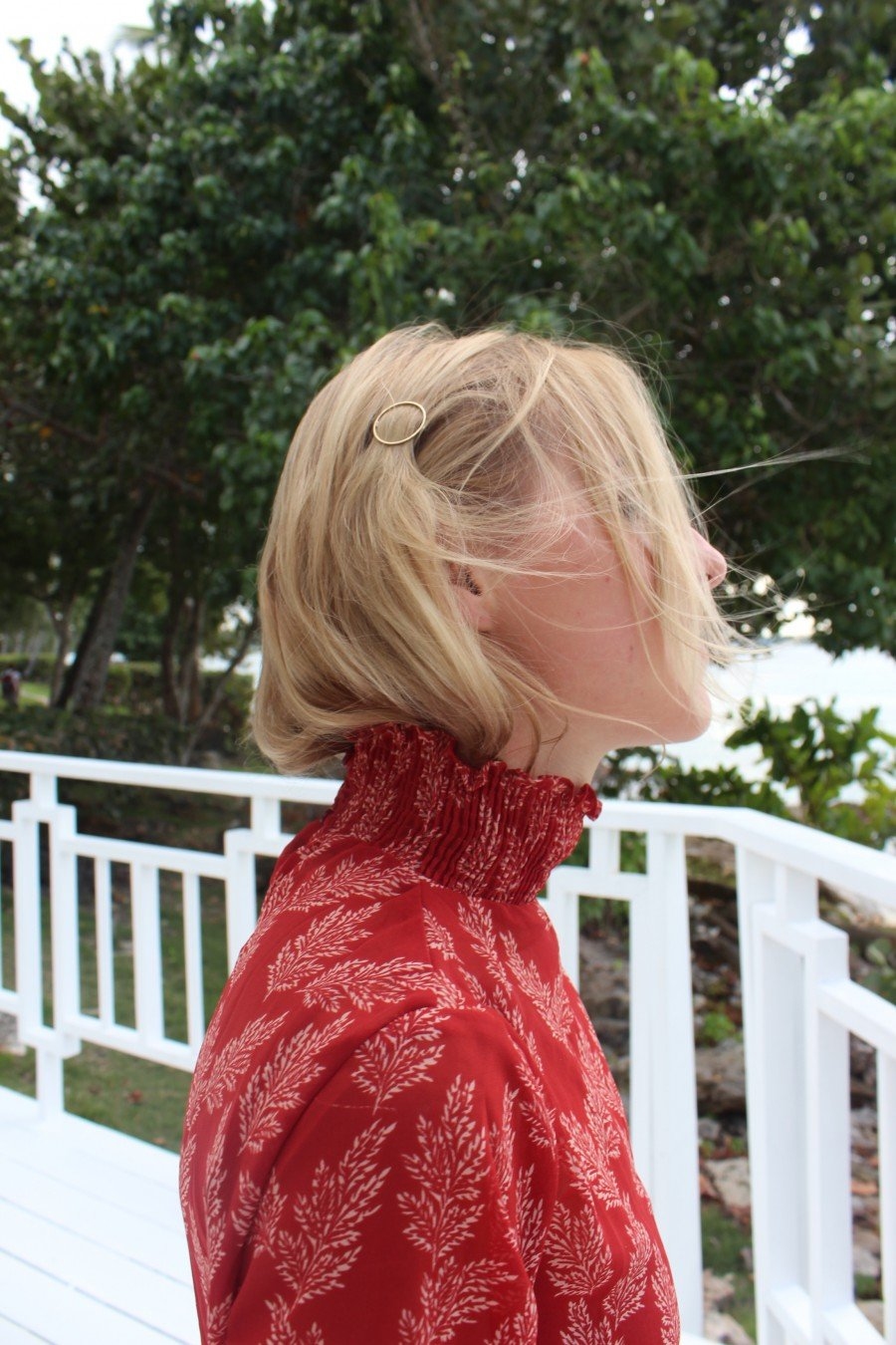 Haarspange Céline Asos