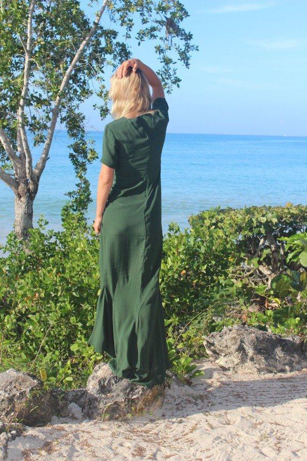 Maxikleid Fashion Blogger