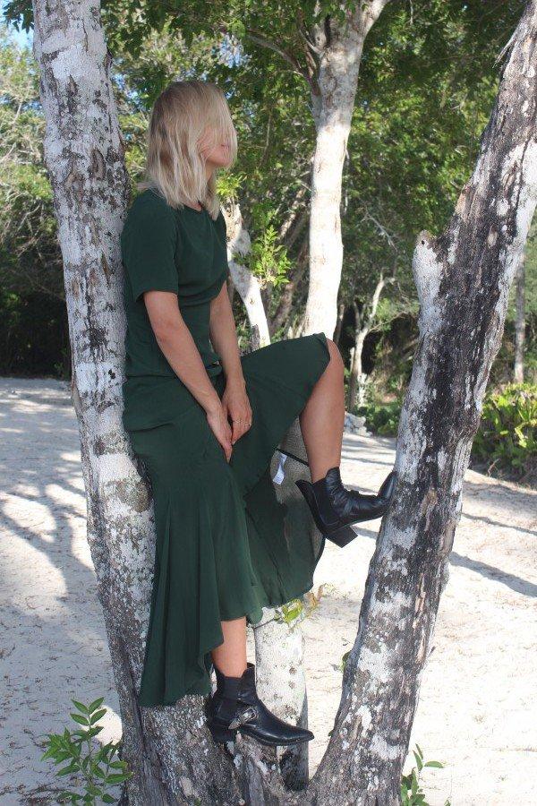 maxikleid fashionblogger