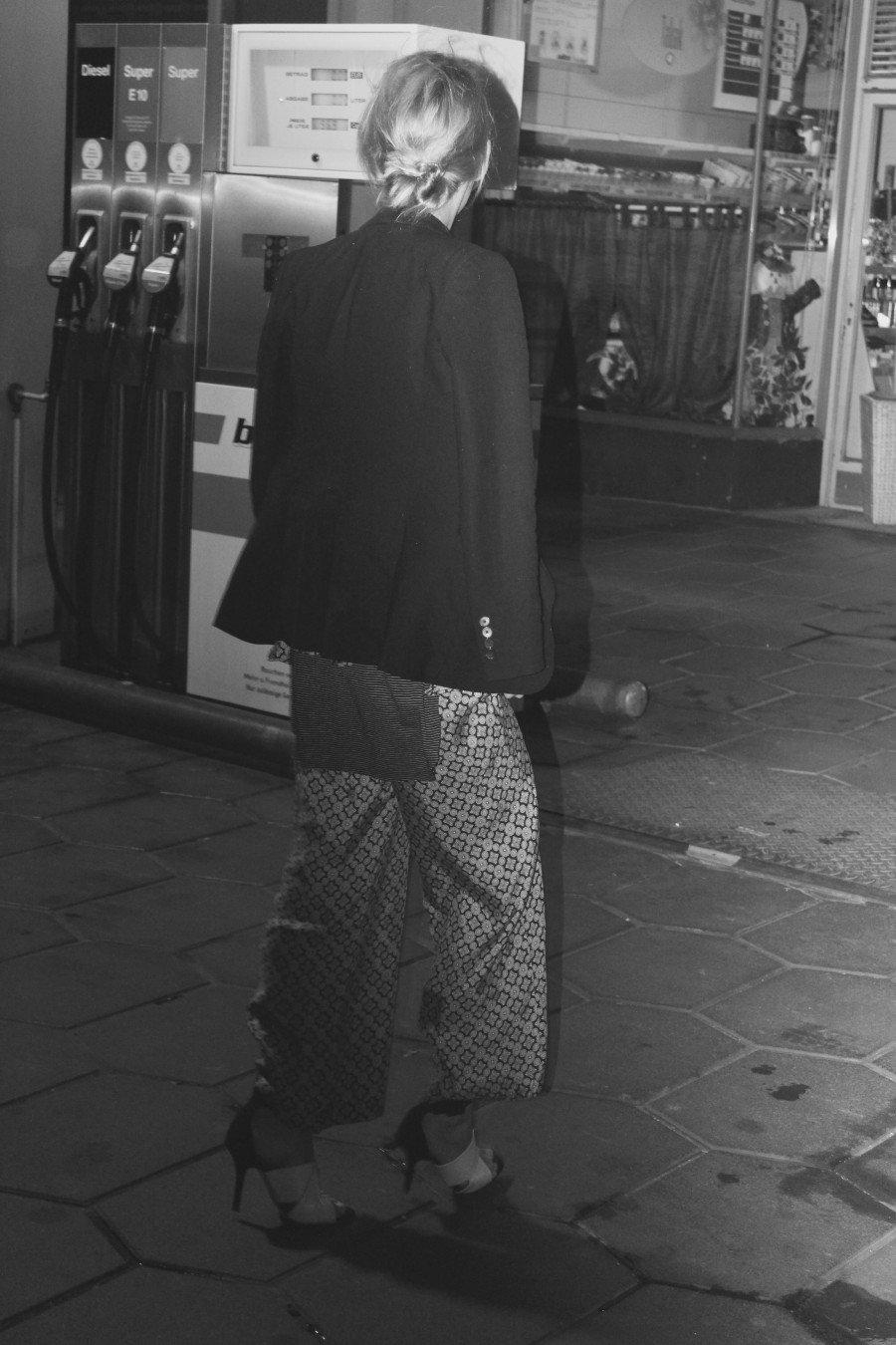 Fashion Blogger Zara