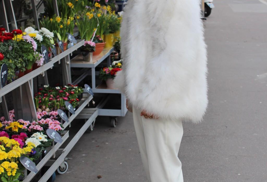 Fluffy Coat Vintage