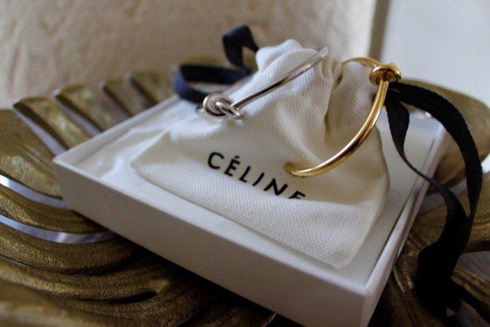 Céline knote braclet