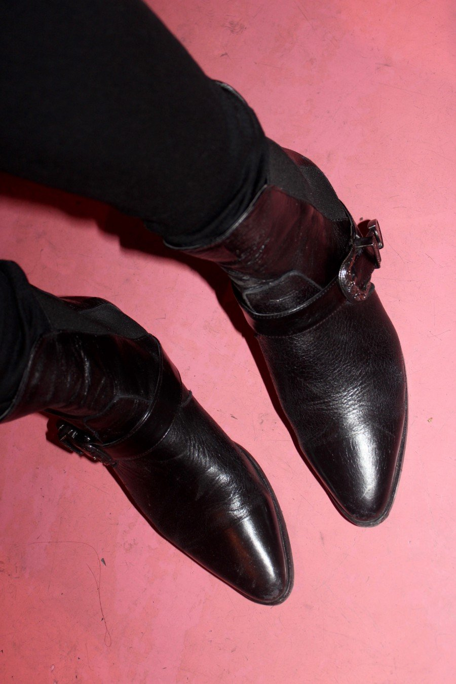 Boots Zara black
