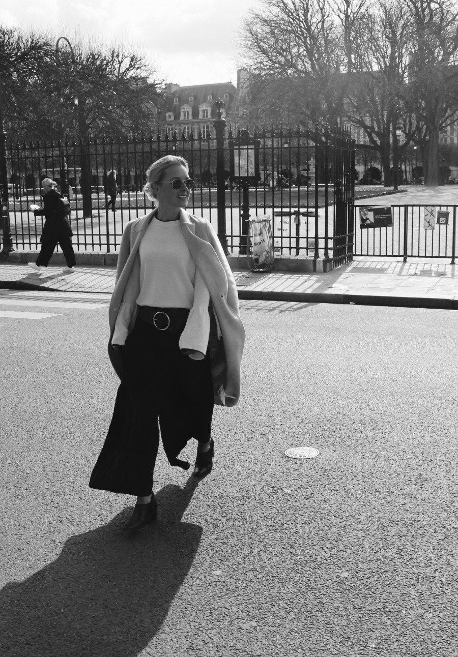 Fashion Week Streetstyle Paris 2016