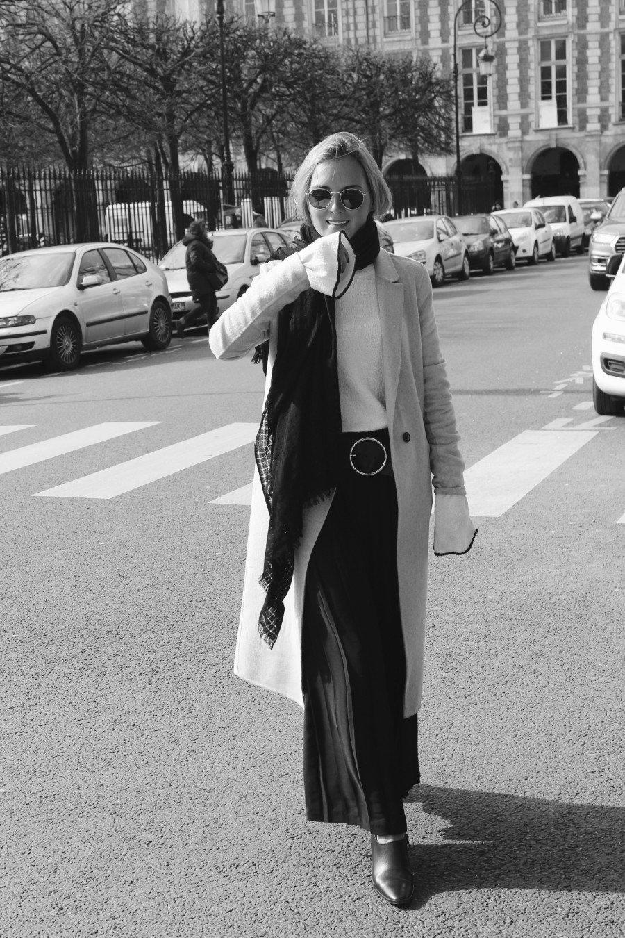 Fashion Week Paris Hosenrock 2016