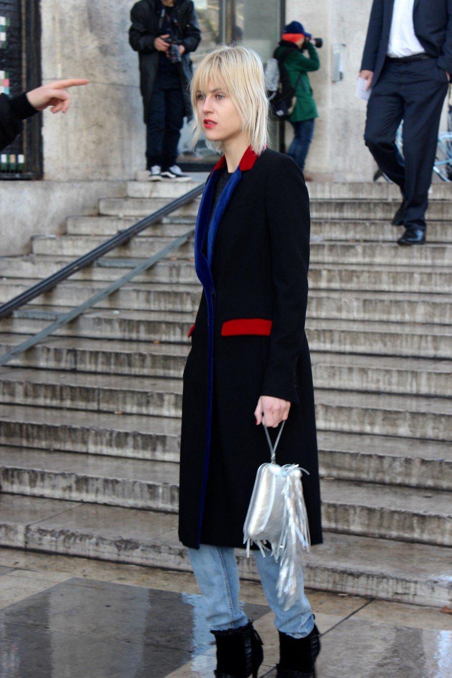 Model Paris Fashion week 2016