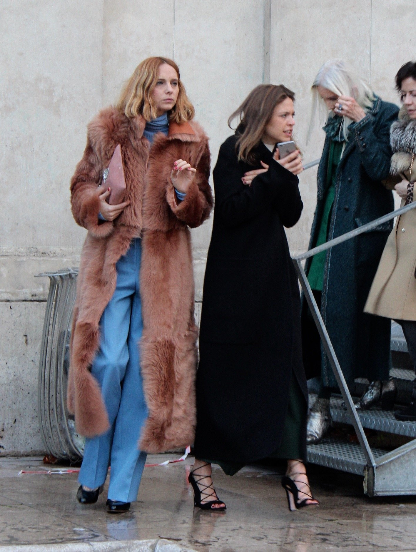 Candela Novembre Paris Fashion Week Streetstyle