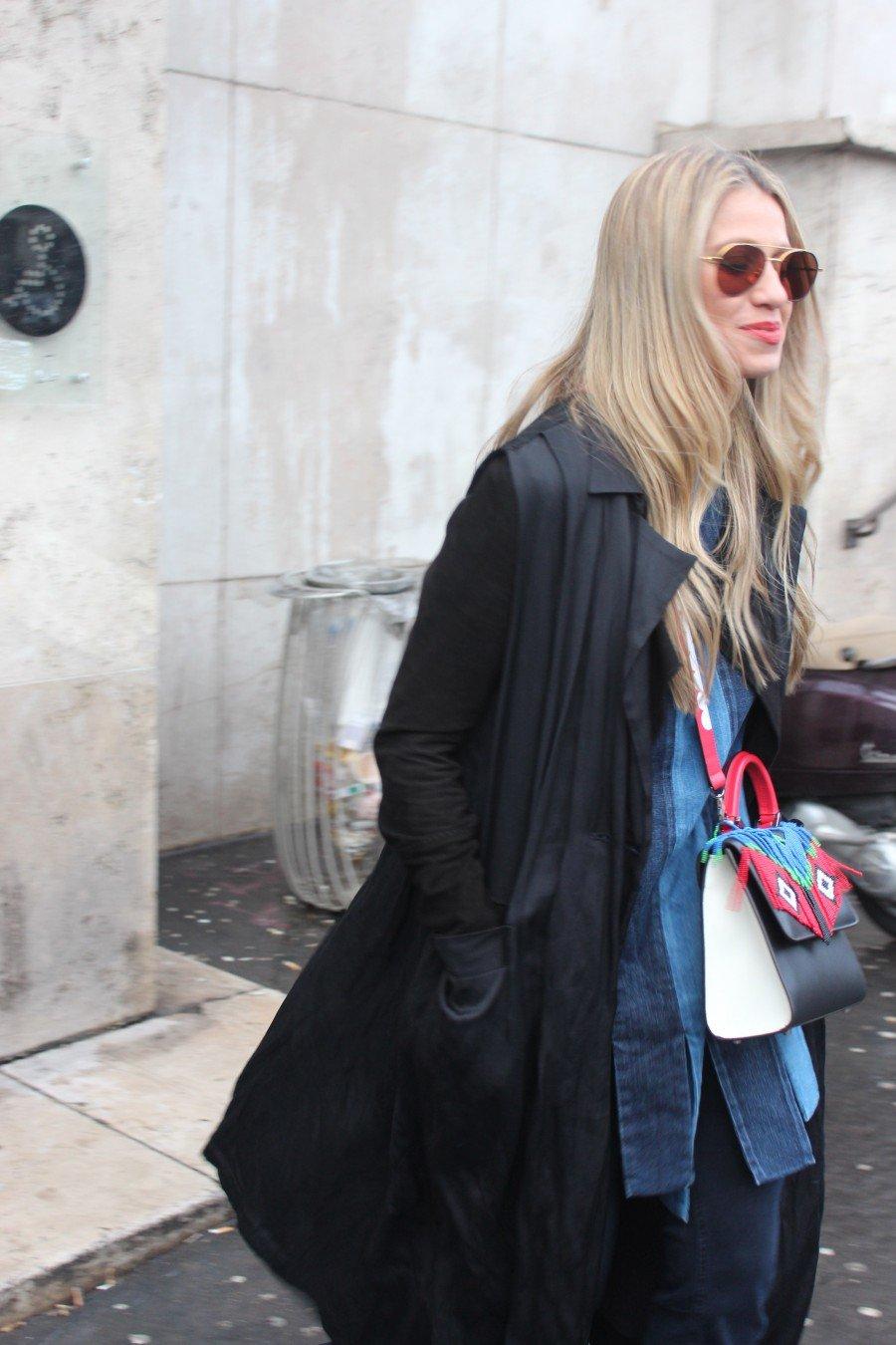 Paris Fashion Week 2016 Streetsyle