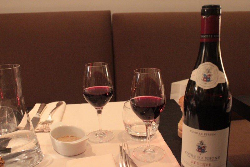 Paris Restaurant Rhilippe Excoffier