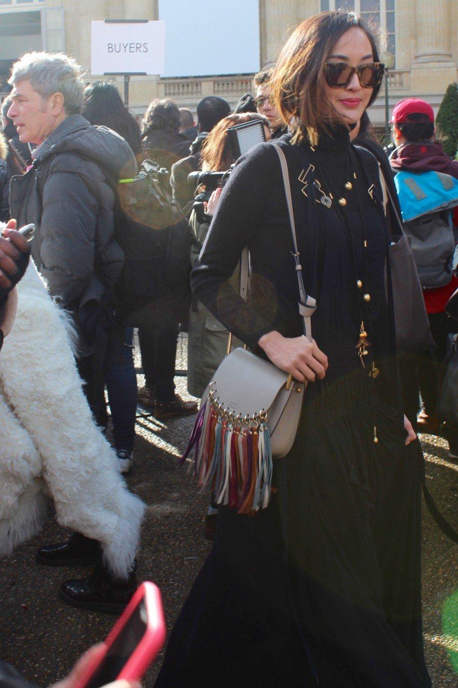 Paris Fashion Week 2016 Chloé