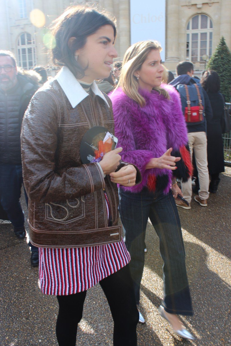Leandra Man Repeller Fashion Week Paris 2016