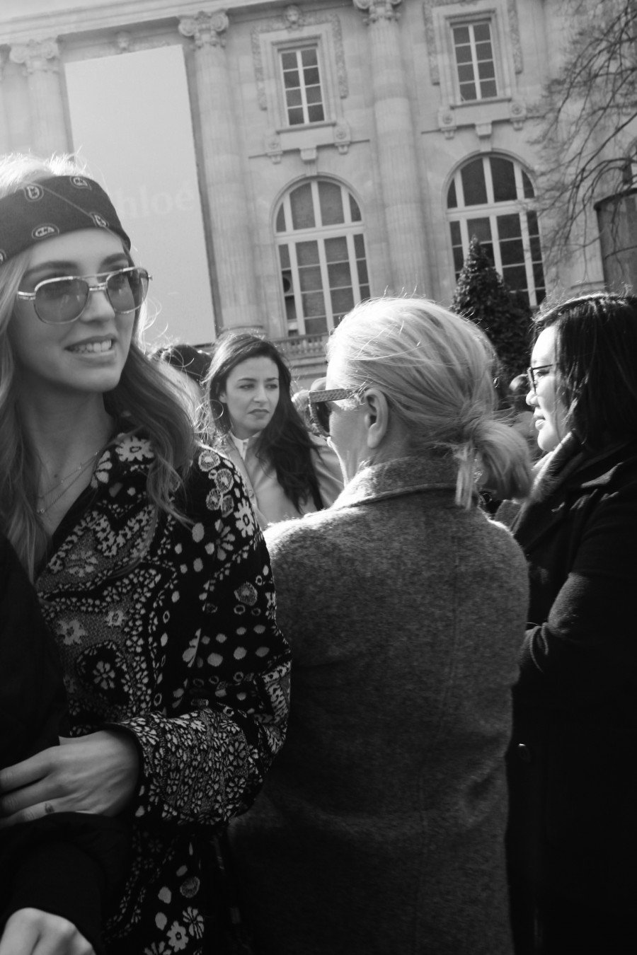Chiara Ferragni Paris Fashiion Week 2016