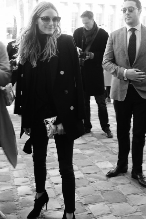 Olivia Palermo Paris Fashion Week 2016