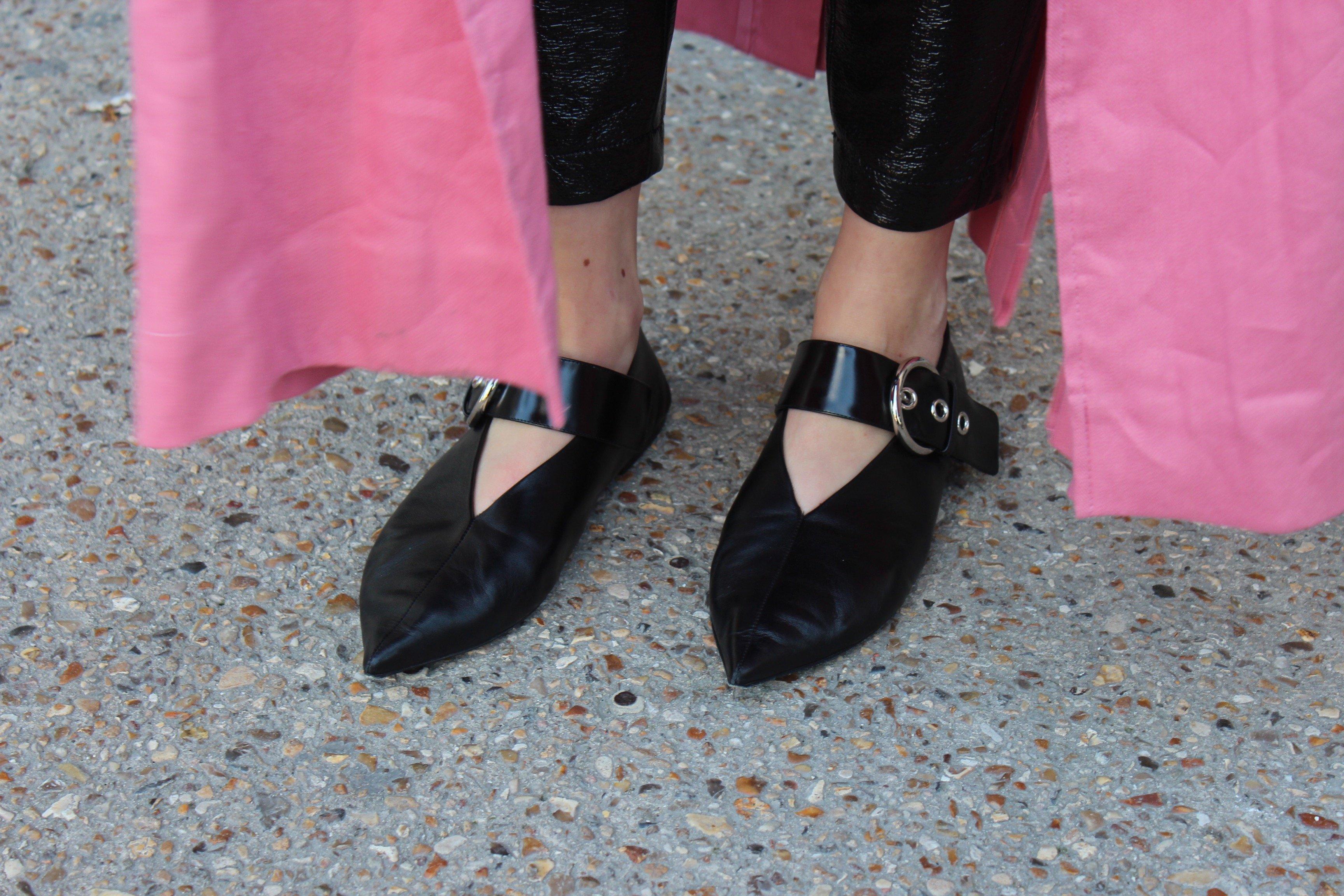 Celine Babouche Streetstyle look