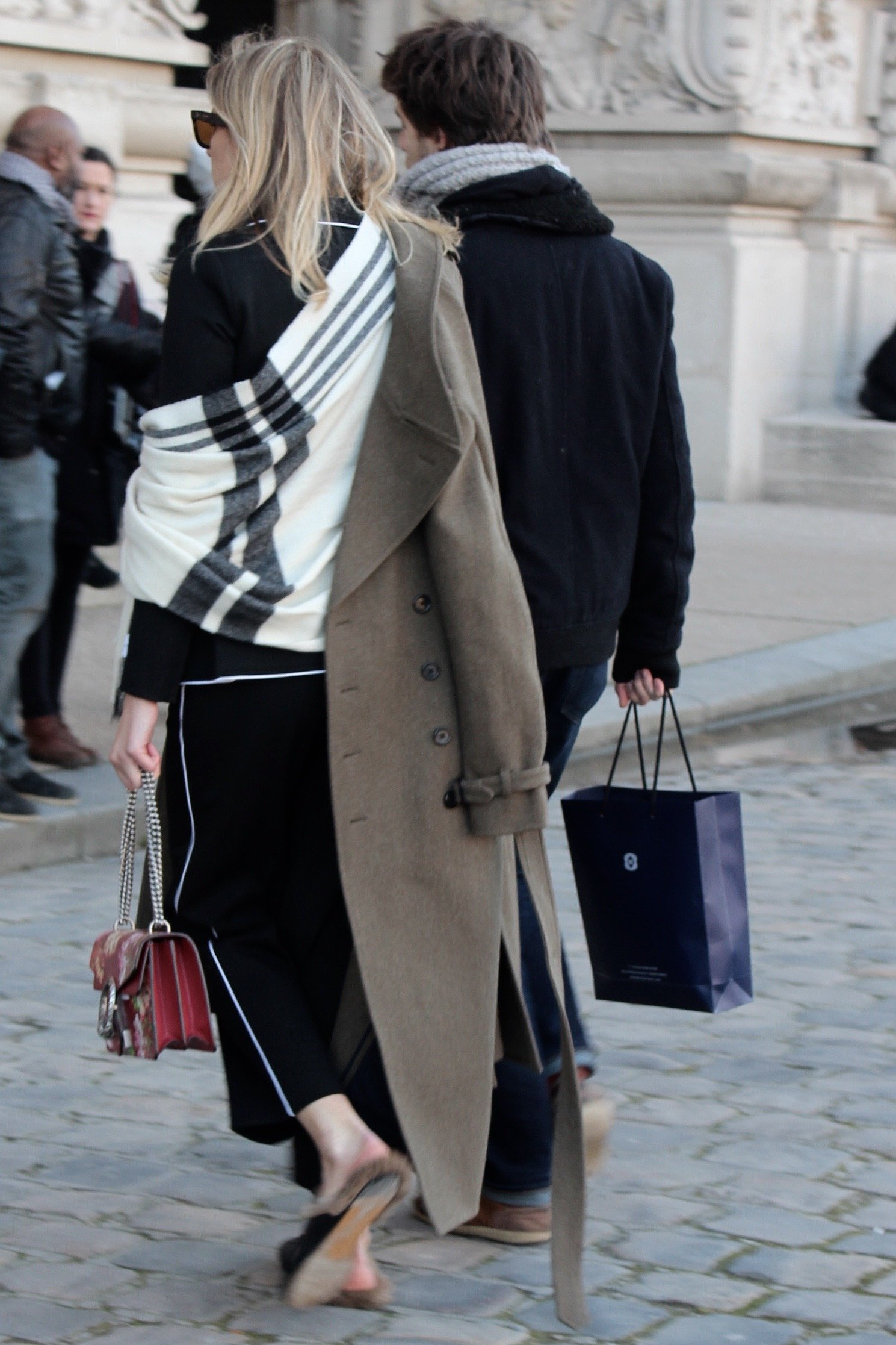Camille Charriere Paris Fashion Week 2016
