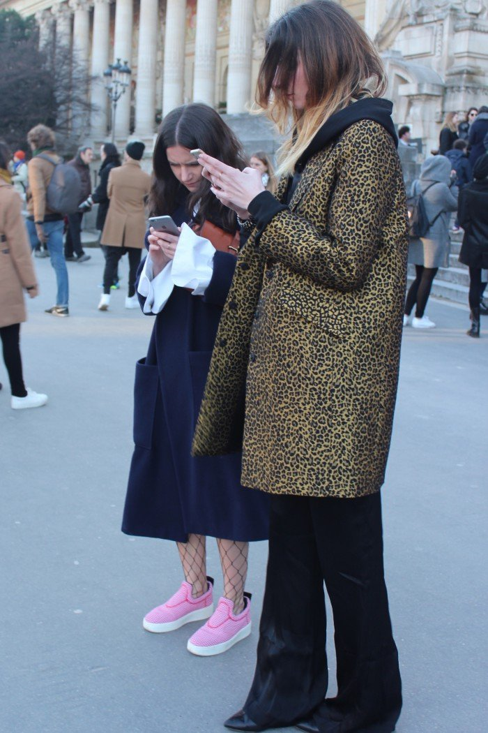 Blogger Paris Fashion Week 2016 Celiné