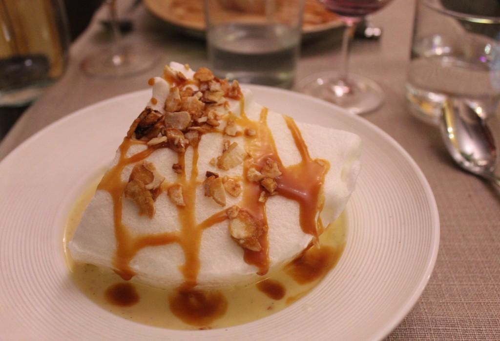 Le Casse Noix Restaurant diner paris