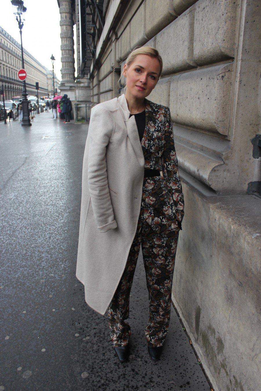 Streetstyle Fashion Week Paris 2016