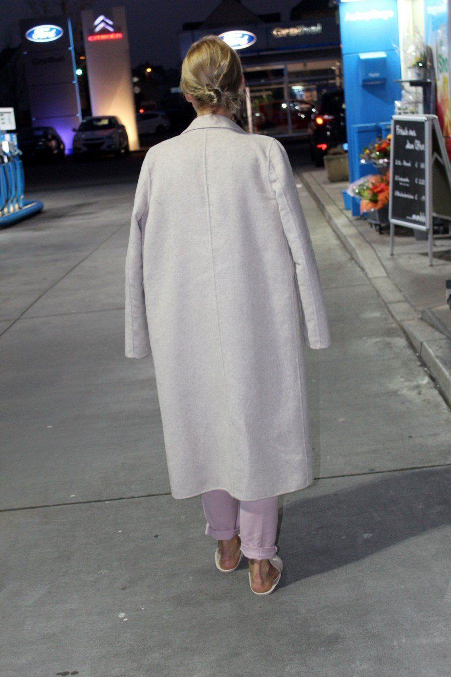 Mantel Zara trend