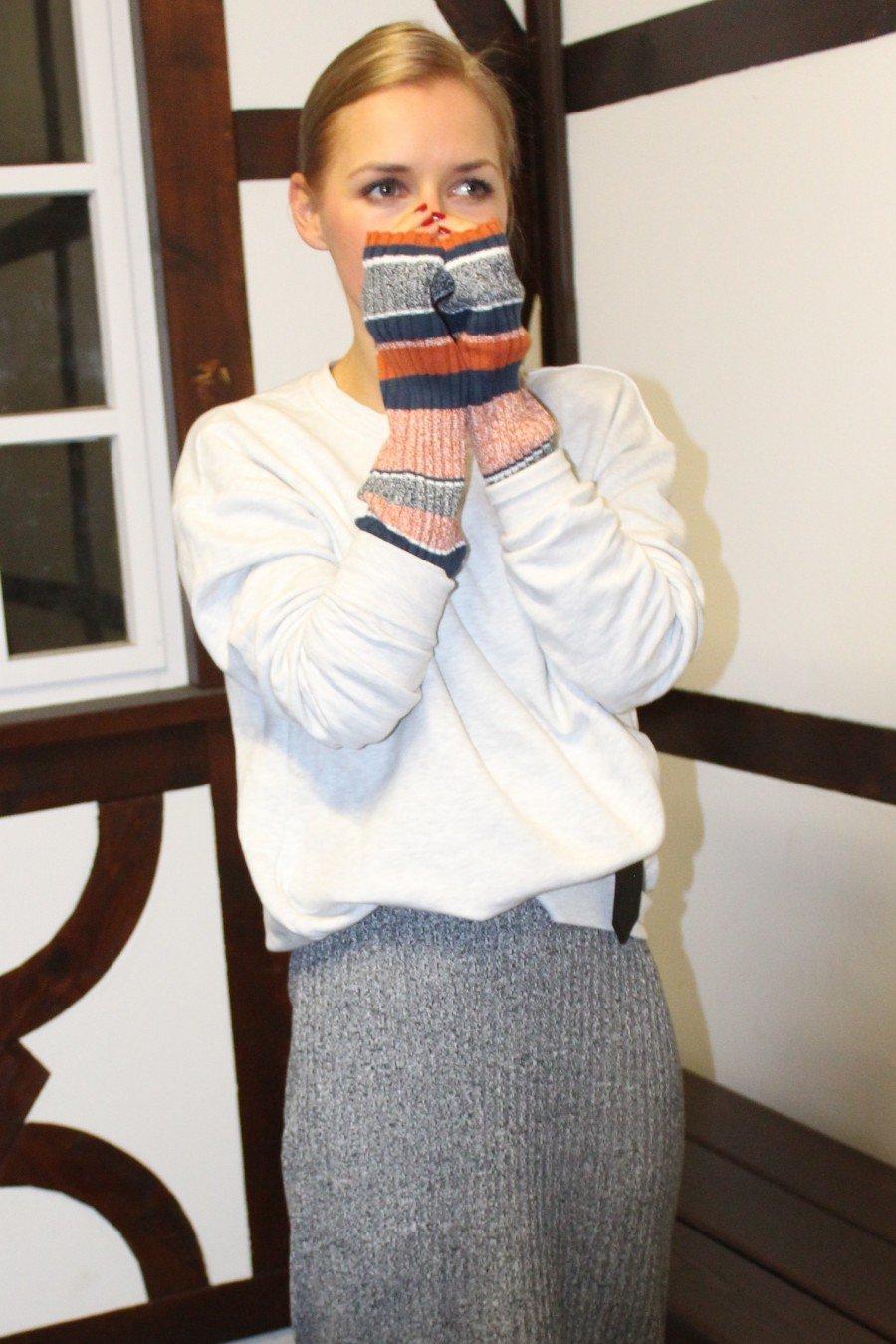 Sweater stylen